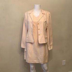 Oscar by Oscar De la Renta Dress Suit Jacket 2 Pc